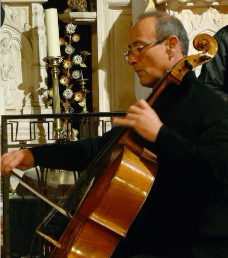 FOS cello
